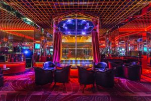Inside the gorgeous crazy horse 3.